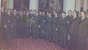 Queens Cup Presentation Mansion House