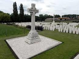 British Cemetery Wytschaete